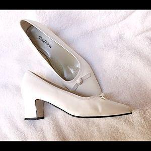 TRADITION- Bone White Shoes